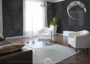 freska_Plume_v_interiere_Bohowall-1
