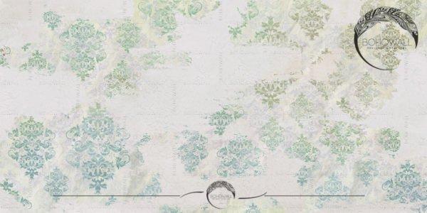 freska_arabesque_green_Bohowall
