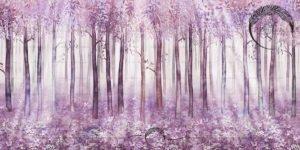 Fresco_valley_Bohowall_lilac