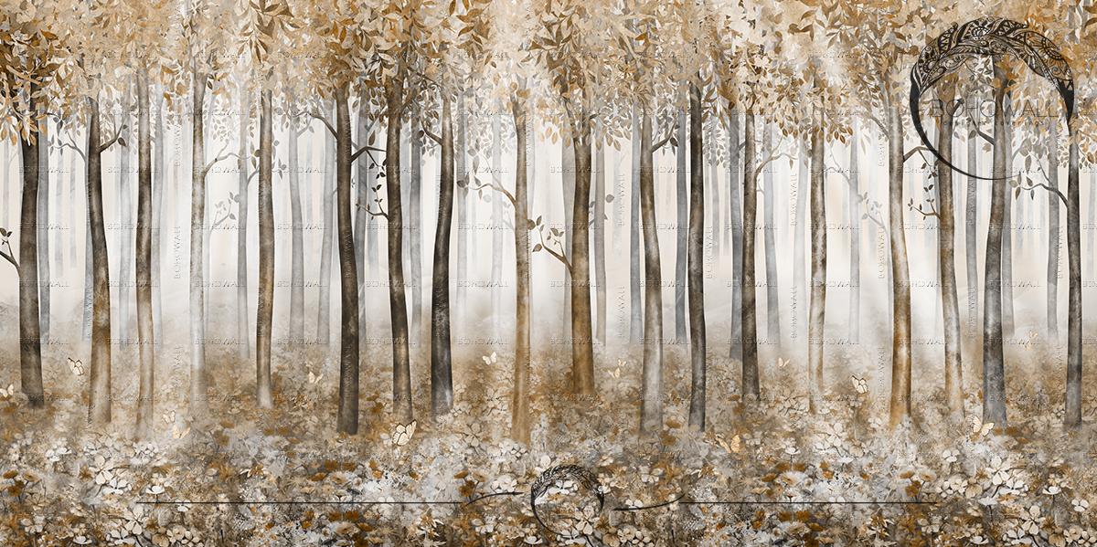 Fresco_valley_Bohowall_sepia