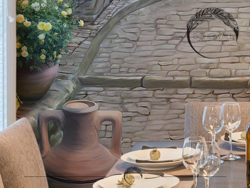 freska_Italian-court_Bohowall