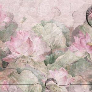 Aurora_rose_Bohowall