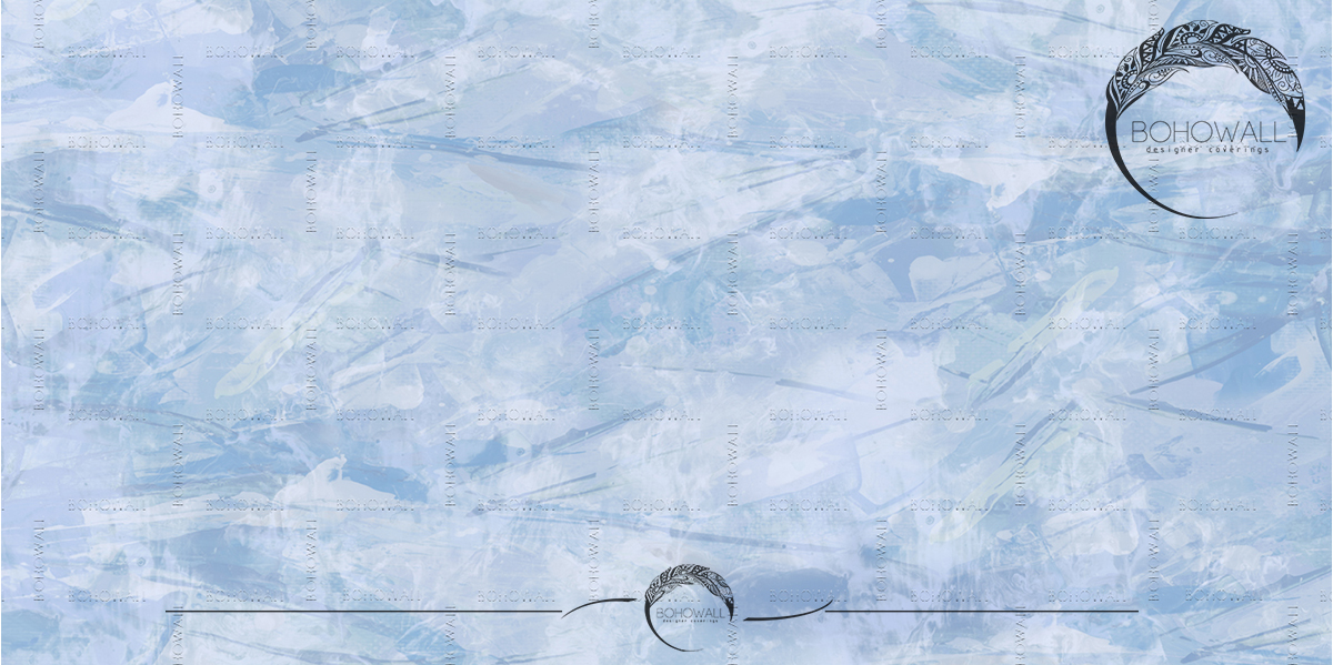 Pure_Marble _Bohowall_blue