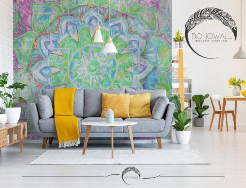 Фреска Mandala