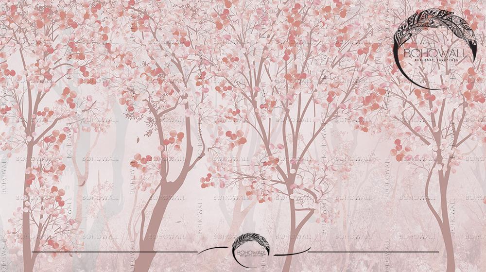 freska_serenity_red_bohowall