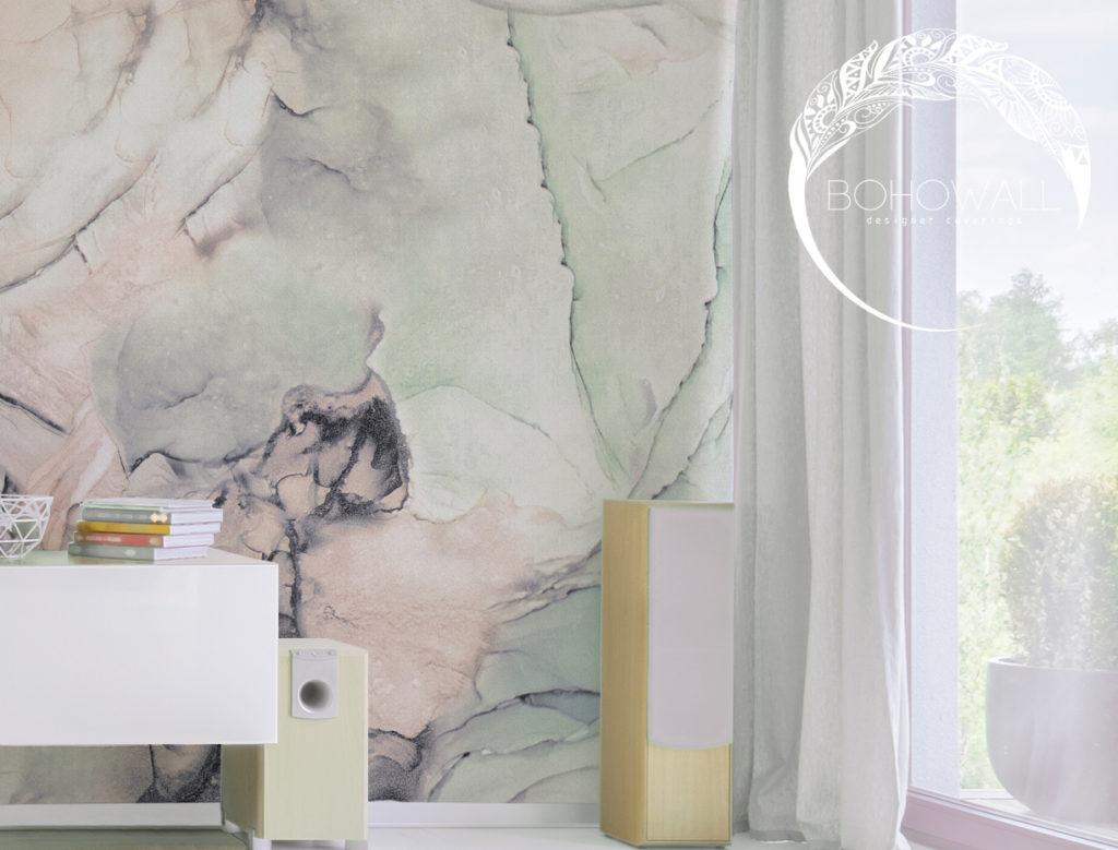interier_freska_fancy marble_Bohowall_fr2